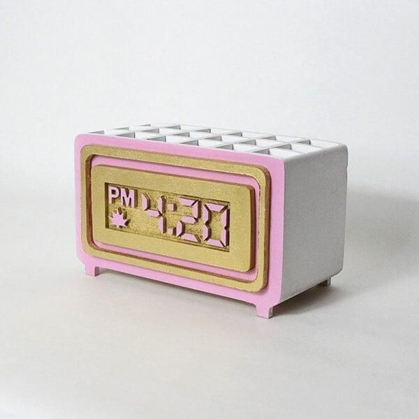 420 Clock Lipstick Organizer