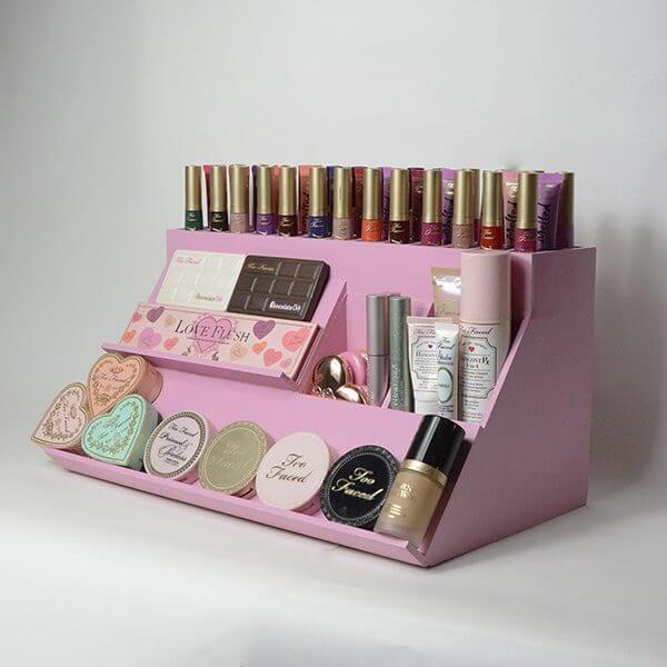 Table Top Makeup Organizer