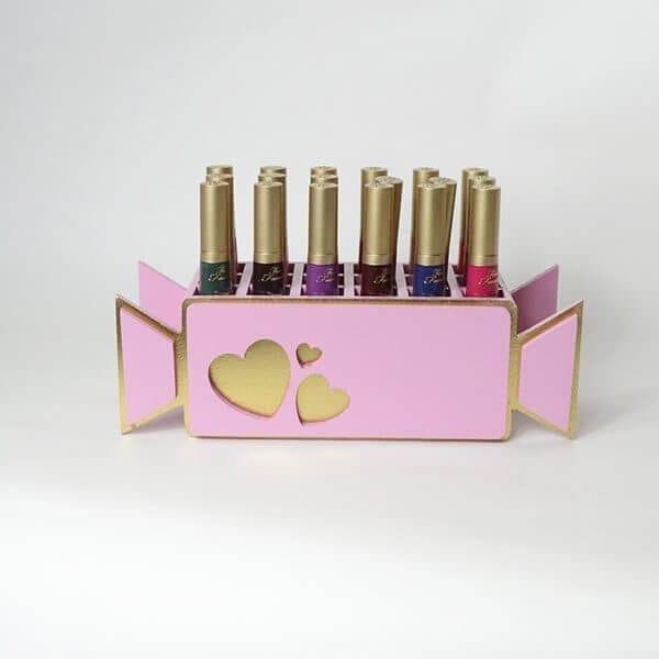 Hard Candy Lipstick Organizer