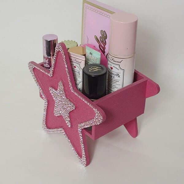 Star General Makeup Organizer 2