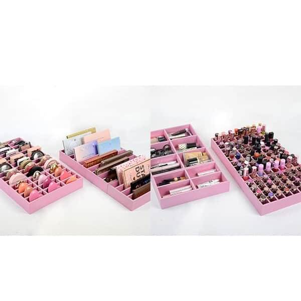 MakeUp Drawer  Organizer Collection for IKEA Alex Drawers
