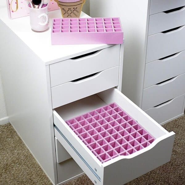 lipstick-set IKEA Drawer 5- empty_3
