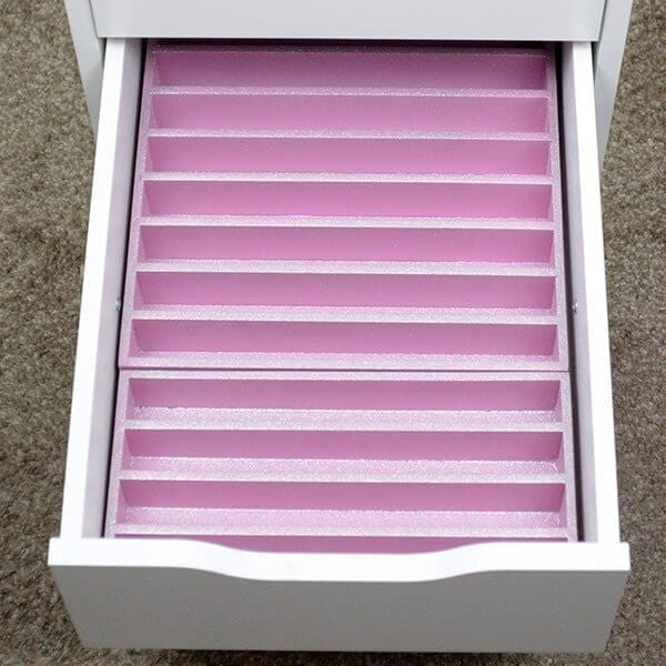 palette-set IKEA Drawer 5 – empty