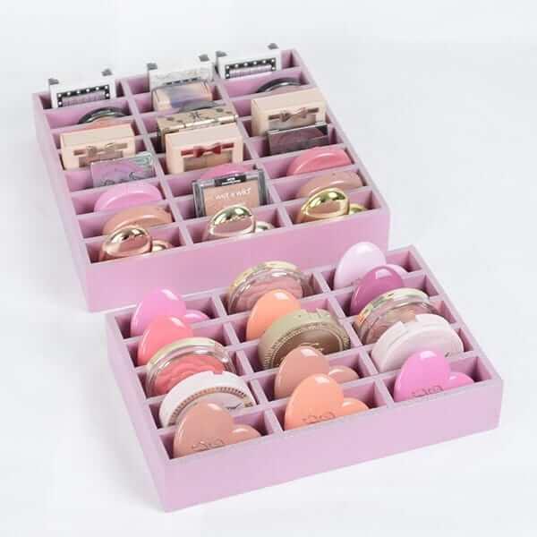 Compact Set Drawer Makeup Organizer
